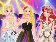 Princesses Vip Party