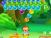 Monkey Bubbles