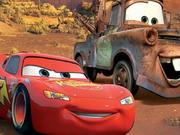 Disney Cars Hidden Letters