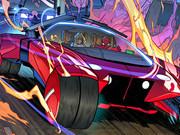 Spider-man Car Keys
