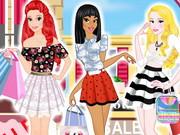 Princess Shopping Time