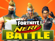 Fortnite Nerf Battle