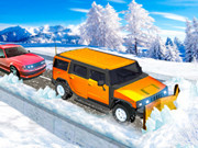 Snow Plow Jeep Simulator