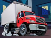 Fun Truck Jigsaw
