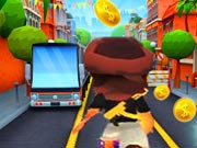 Subway Surfer: East Man Runner