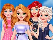 Princess Girls Trip To Maldives