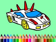 Back To School Coloring Book