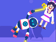 Space Ragdoll Warrior
