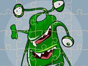 Fun Monsters Jigsaw