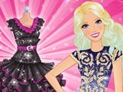 Barbie's Little Black Dress