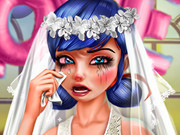 Dotted Girl Ruined Wedding