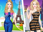 Barbie Around The World