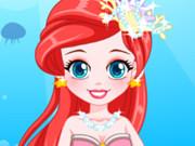 Little Mermaid Prom Dress