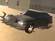 Car VS Zombie Derby