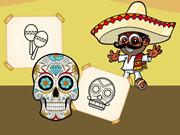 Crazy Mexican Coloring Book