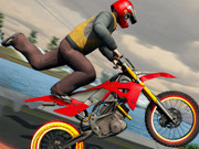 Impossible Bike Stunts Racing Game