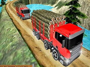 Truck Hill Drive Cargo Simulator Game