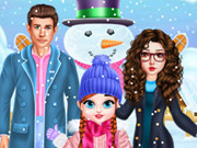 Baby Taylor Snow Fun