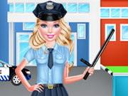 Barbie Cop Style Photo