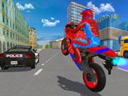 Hero Stunt Spider Bike Simulator 3D 2