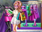 Hero Doll Shopping Costumes