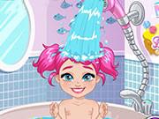 Moody Ally Baby Bath