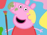Peppa Pigs Paint Box