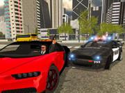 Police Cop Driver Simulator