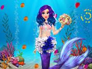 Mermaid's Neon Wedding Planner
