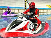 Jet Sky Water Boat Racing Game