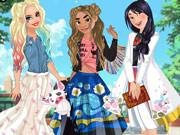 Summer Midi Skirt Fashion