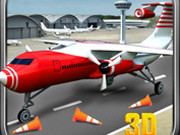 European Aero Plane Real Parking 3D 2019