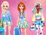 Princesses Cool Denim Outfits