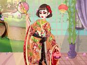 Legendary Fashion: Japanese Geisha
