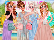 Celebrity Bachelorette Party