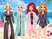 Princesses Summer Vacay Party