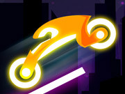 Neon Hill Rider