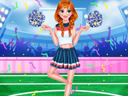 Princess Cheerleader Look