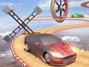 Mega Ramp Car Racing Stunts Gt 3D