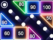 Infinity Neon Blocks
