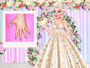 Beauty Makeover: Princess Wedding Day