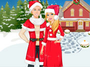 Barbie And Ken Christmas