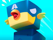 Square Hero Bird