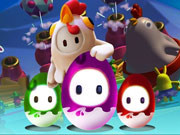 Suprise Egg Fall Toys
