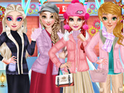 Frozen Fashion Dress Up