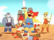 Thundercats Roar: Lion-O's Quest