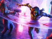 Cyberpunk Ninja Run