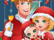 Baby Cathy Ep 2: 1st Christmas