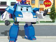 Robot Car Emergency Rescue