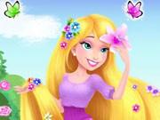 Long Hair Princess Rescue Prince